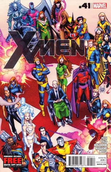 X-Men #41 comic books - cover scans photos X-Men #41 comic books - covers, picture gallery