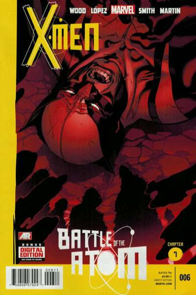 X-Men #6 comic books for sale