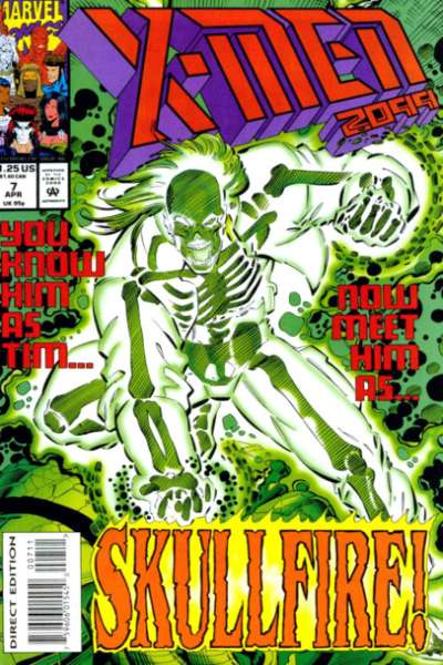 X-Men 2099 #7 Comic Books - Covers, Scans, Photos  in X-Men 2099 Comic Books - Covers, Scans, Gallery