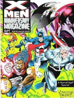 X-Men Anniversary Magazine #1 comic books for sale