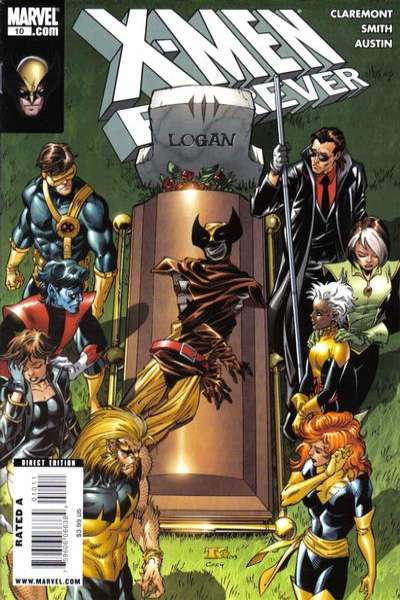 X-Men Forever #10 comic books for sale