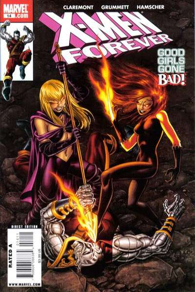 X-Men Forever #14 Comic Books - Covers, Scans, Photos  in X-Men Forever Comic Books - Covers, Scans, Gallery