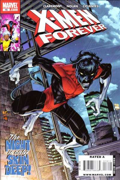 X-Men Forever #16 Comic Books - Covers, Scans, Photos  in X-Men Forever Comic Books - Covers, Scans, Gallery