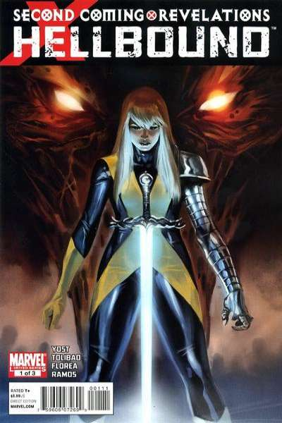 X-Men: Hellbound #1 Comic Books - Covers, Scans, Photos  in X-Men: Hellbound Comic Books - Covers, Scans, Gallery