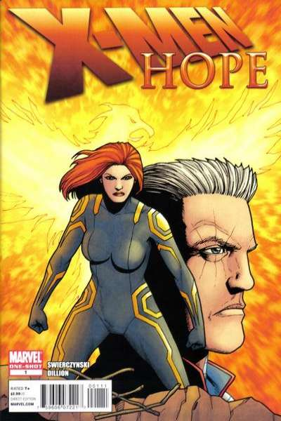 X-Men: Hope #1 comic books - cover scans photos X-Men: Hope #1 comic books - covers, picture gallery