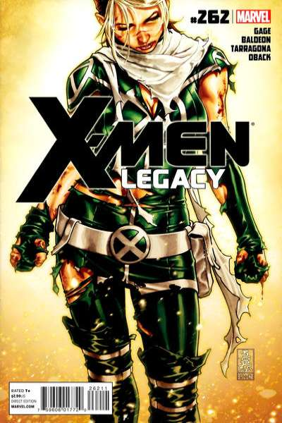 X-Men: Legacy #262 comic books for sale