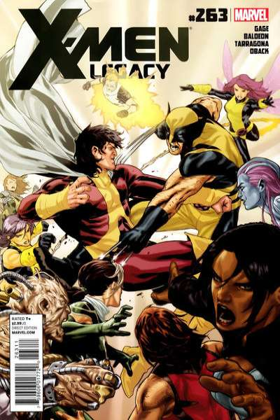 X-Men: Legacy #263 comic books - cover scans photos X-Men: Legacy #263 comic books - covers, picture gallery