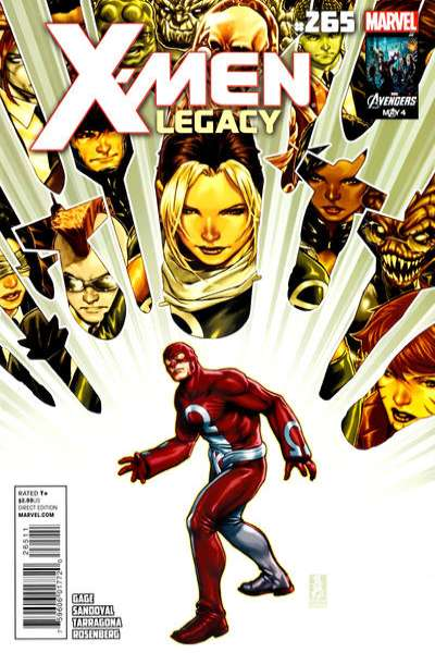 X-Men: Legacy #265 Comic Books - Covers, Scans, Photos  in X-Men: Legacy Comic Books - Covers, Scans, Gallery
