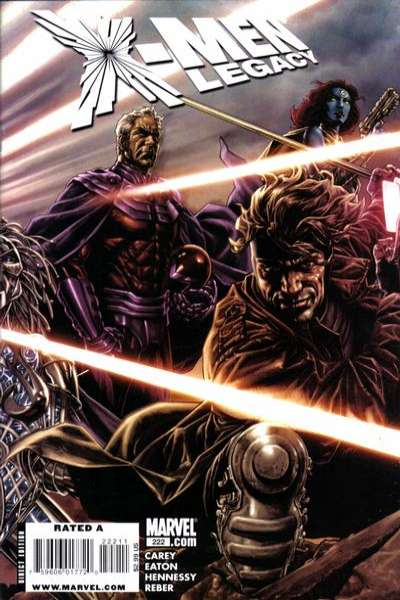 X-Men: Legacy #222 Comic Books - Covers, Scans, Photos  in X-Men: Legacy Comic Books - Covers, Scans, Gallery