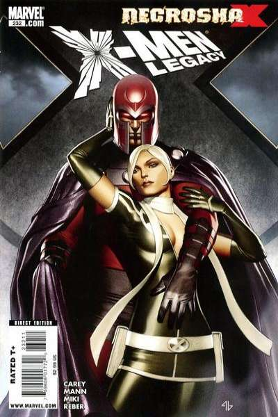 X-Men: Legacy #232 Comic Books - Covers, Scans, Photos  in X-Men: Legacy Comic Books - Covers, Scans, Gallery