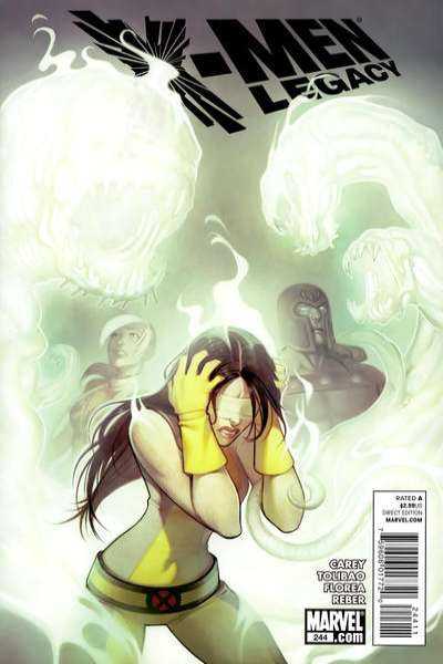 X-Men: Legacy #244 Comic Books - Covers, Scans, Photos  in X-Men: Legacy Comic Books - Covers, Scans, Gallery