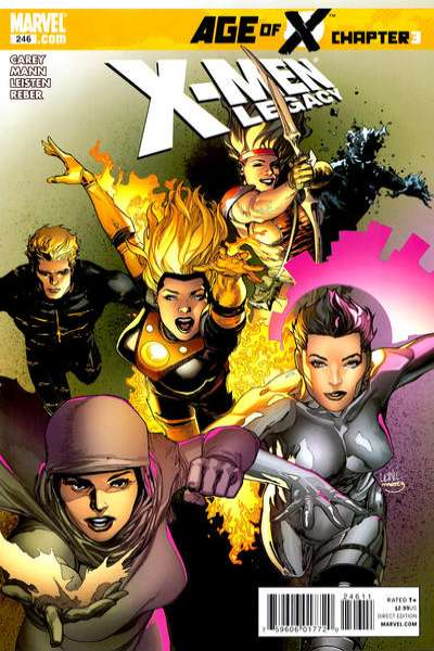 X-Men: Legacy #246 comic books for sale
