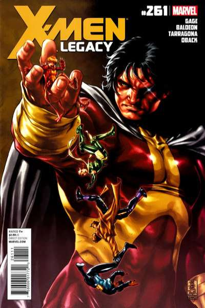 X-Men: Legacy #261 Comic Books - Covers, Scans, Photos  in X-Men: Legacy Comic Books - Covers, Scans, Gallery