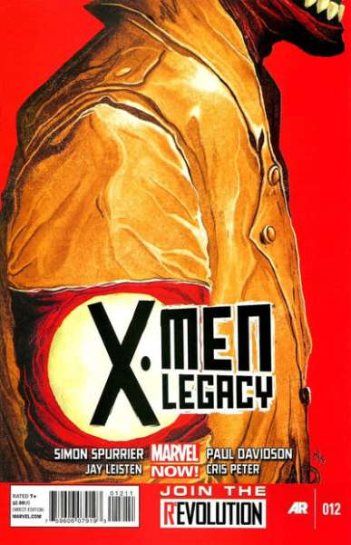 X-Men: Legacy #12 comic books - cover scans photos X-Men: Legacy #12 comic books - covers, picture gallery