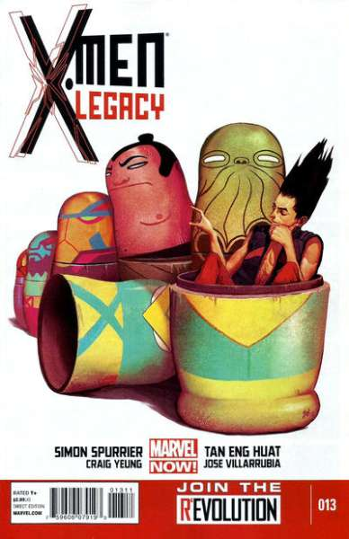 X-Men: Legacy #13 comic books - cover scans photos X-Men: Legacy #13 comic books - covers, picture gallery