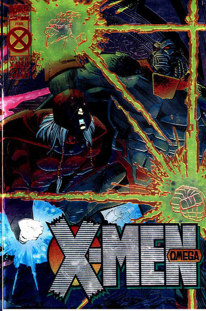X-Men Omega #1 comic books for sale