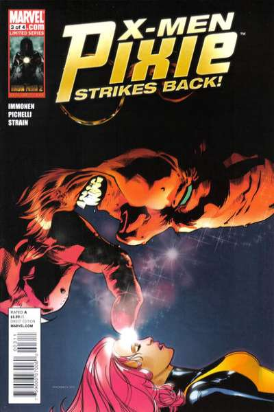 X-Men: Pixie Strikes Back #3 comic books - cover scans photos X-Men: Pixie Strikes Back #3 comic books - covers, picture gallery