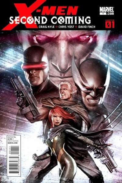 X-Men: Second Coming comic books