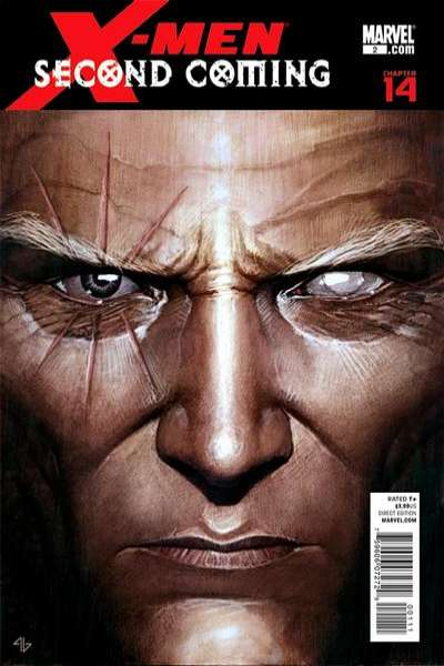 X-Men: Second Coming #2 Comic Books - Covers, Scans, Photos  in X-Men: Second Coming Comic Books - Covers, Scans, Gallery