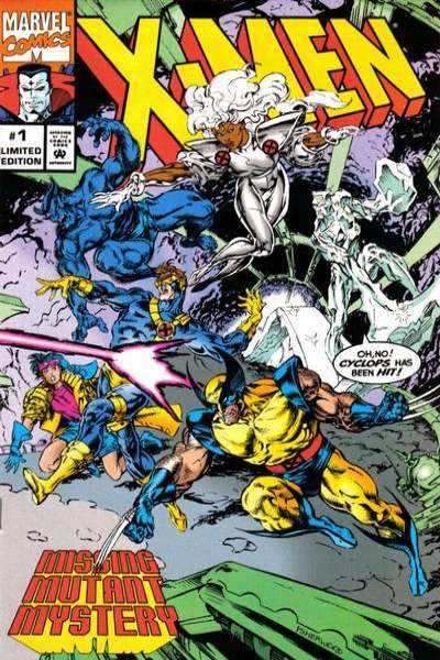 X-Men: The Coming of Triplikill #1 comic books for sale