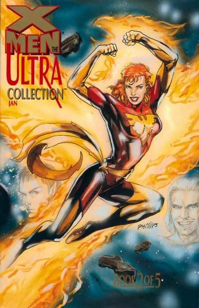X-Men: The Ultra Collection #2 comic books - cover scans photos X-Men: The Ultra Collection #2 comic books - covers, picture gallery