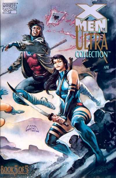 X-Men: The Ultra Collection #5 comic books - cover scans photos X-Men: The Ultra Collection #5 comic books - covers, picture gallery