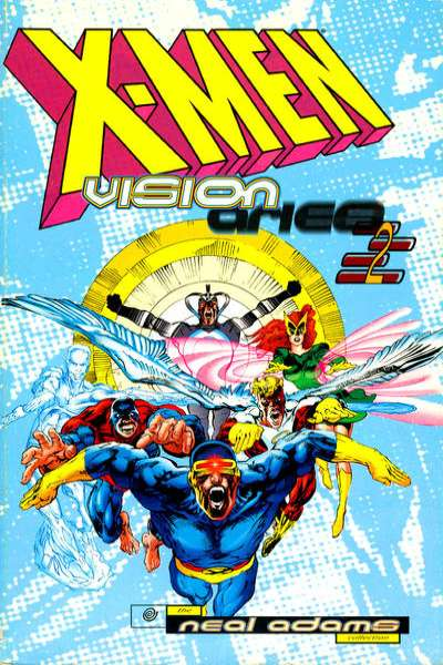 X-Men Visionaries 2: The Neal Adams Collection comic books
