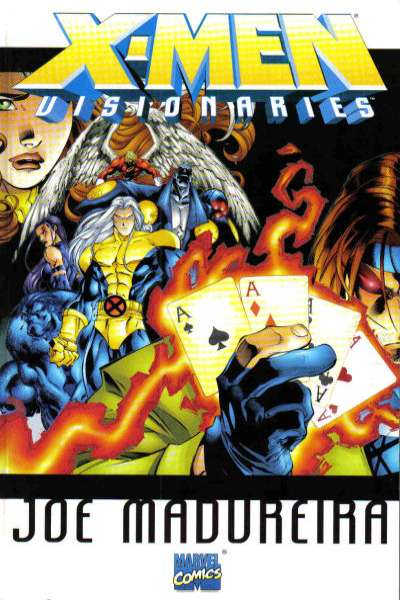 X-Men Visionaries: Joe Madureira #1 comic books - cover scans photos X-Men Visionaries: Joe Madureira #1 comic books - covers, picture gallery