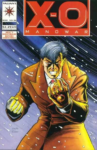 X-O Manowar #26 comic books for sale