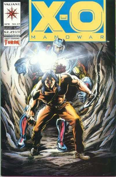 X-O Manowar #27 comic books for sale