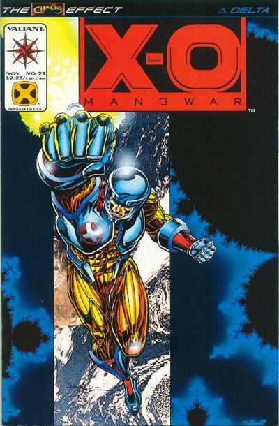 X-O Manowar #33 comic books for sale