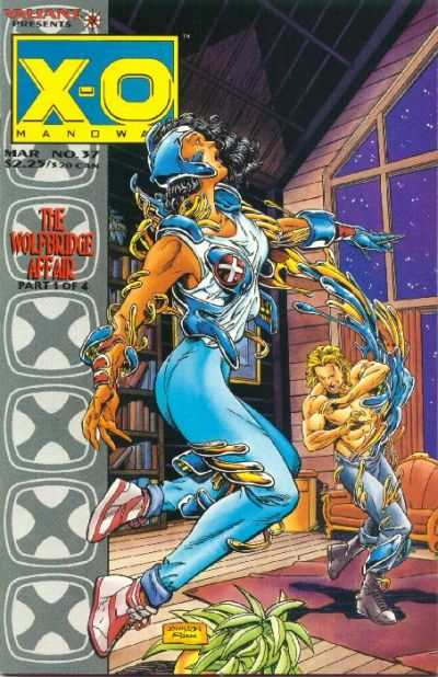 X-O Manowar #37 comic books for sale