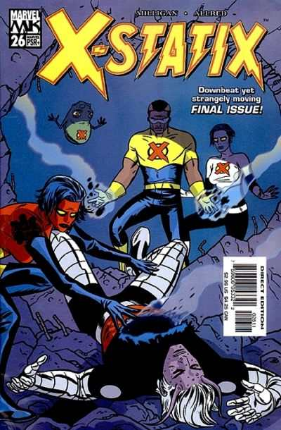 X-Statix #26 Comic Books - Covers, Scans, Photos  in X-Statix Comic Books - Covers, Scans, Gallery