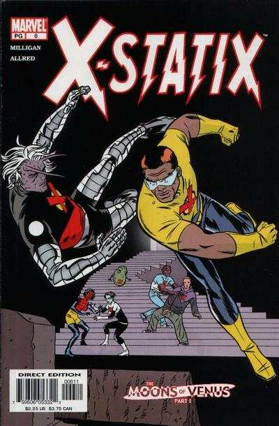 X-Statix #6 Comic Books - Covers, Scans, Photos  in X-Statix Comic Books - Covers, Scans, Gallery