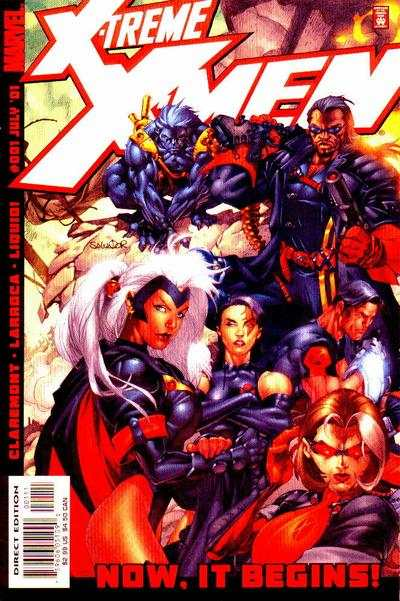 X-Treme X-Men #1 comic books for sale