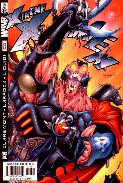 X-Treme X-Men #11 Comic Books - Covers, Scans, Photos  in X-Treme X-Men Comic Books - Covers, Scans, Gallery