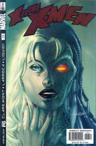 X-Treme X-Men #13 Comic Books - Covers, Scans, Photos  in X-Treme X-Men Comic Books - Covers, Scans, Gallery
