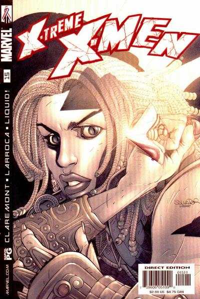 X-Treme X-Men #15 Comic Books - Covers, Scans, Photos  in X-Treme X-Men Comic Books - Covers, Scans, Gallery