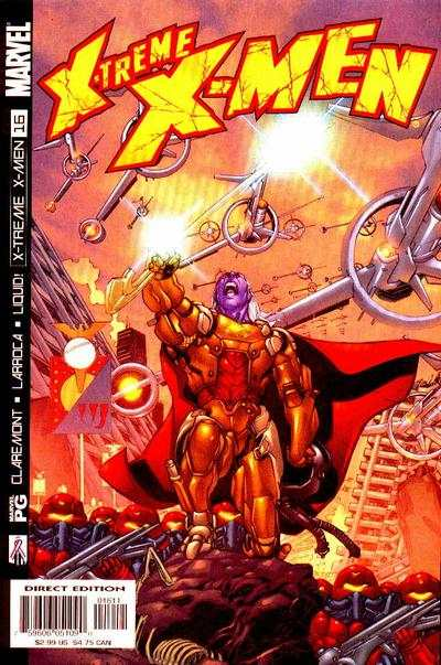 X-Treme X-Men #16 Comic Books - Covers, Scans, Photos  in X-Treme X-Men Comic Books - Covers, Scans, Gallery