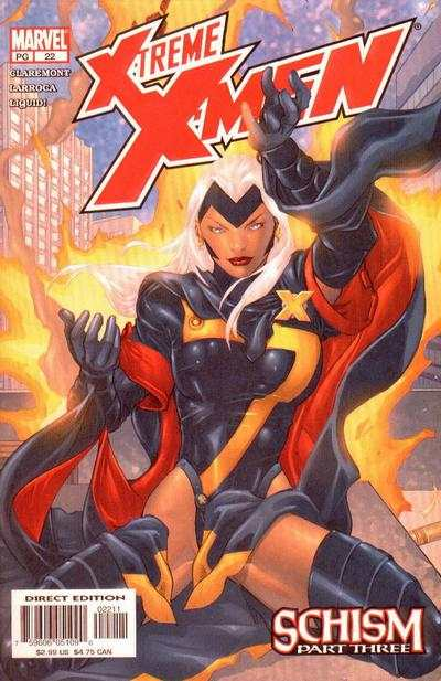 X-Treme X-Men #22 comic books for sale