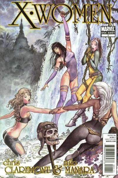X-Women Comic Books. X-Women Comics.