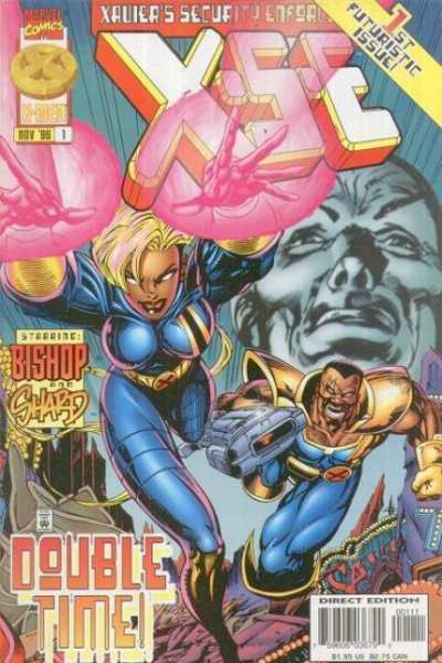 XSE #1 Comic Books - Covers, Scans, Photos  in XSE Comic Books - Covers, Scans, Gallery