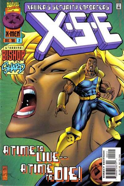 XSE #2 Comic Books - Covers, Scans, Photos  in XSE Comic Books - Covers, Scans, Gallery