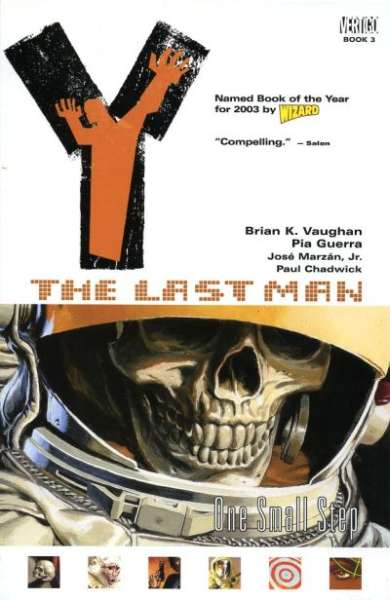 Y: The Last Man #3 comic books - cover scans photos Y: The Last Man #3 comic books - covers, picture gallery