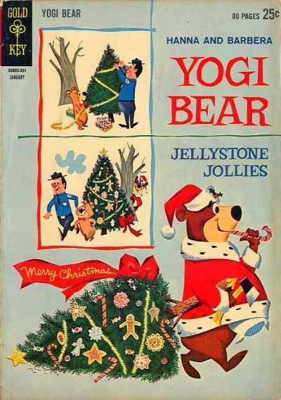 Yogi Bear #11 comic books - cover scans photos Yogi Bear #11 comic books - covers, picture gallery