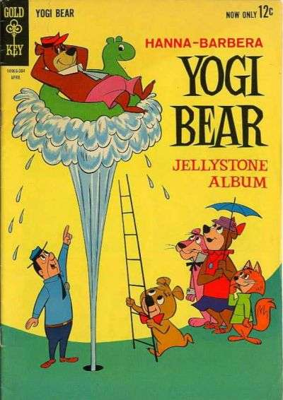 Yogi Bear #12 Comic Books - Covers, Scans, Photos  in Yogi Bear Comic Books - Covers, Scans, Gallery