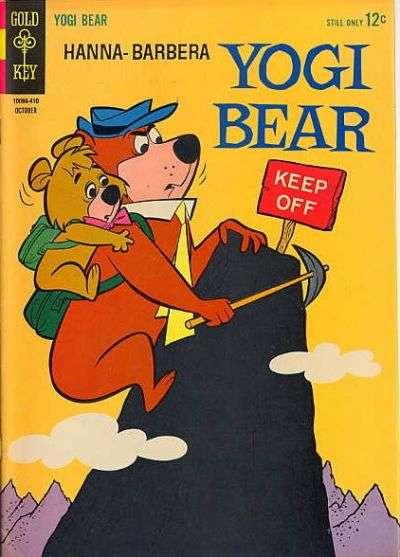Yogi Bear #18 Comic Books - Covers, Scans, Photos  in Yogi Bear Comic Books - Covers, Scans, Gallery