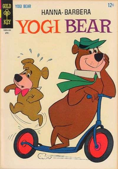Yogi Bear #24 Comic Books - Covers, Scans, Photos  in Yogi Bear Comic Books - Covers, Scans, Gallery