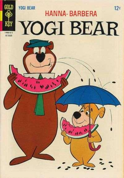 Yogi Bear #26 Comic Books - Covers, Scans, Photos  in Yogi Bear Comic Books - Covers, Scans, Gallery