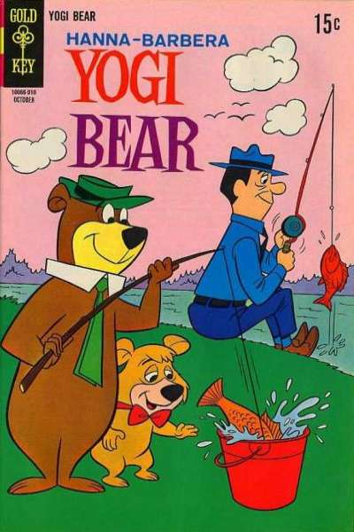 Yogi Bear #38 Comic Books - Covers, Scans, Photos  in Yogi Bear Comic Books - Covers, Scans, Gallery